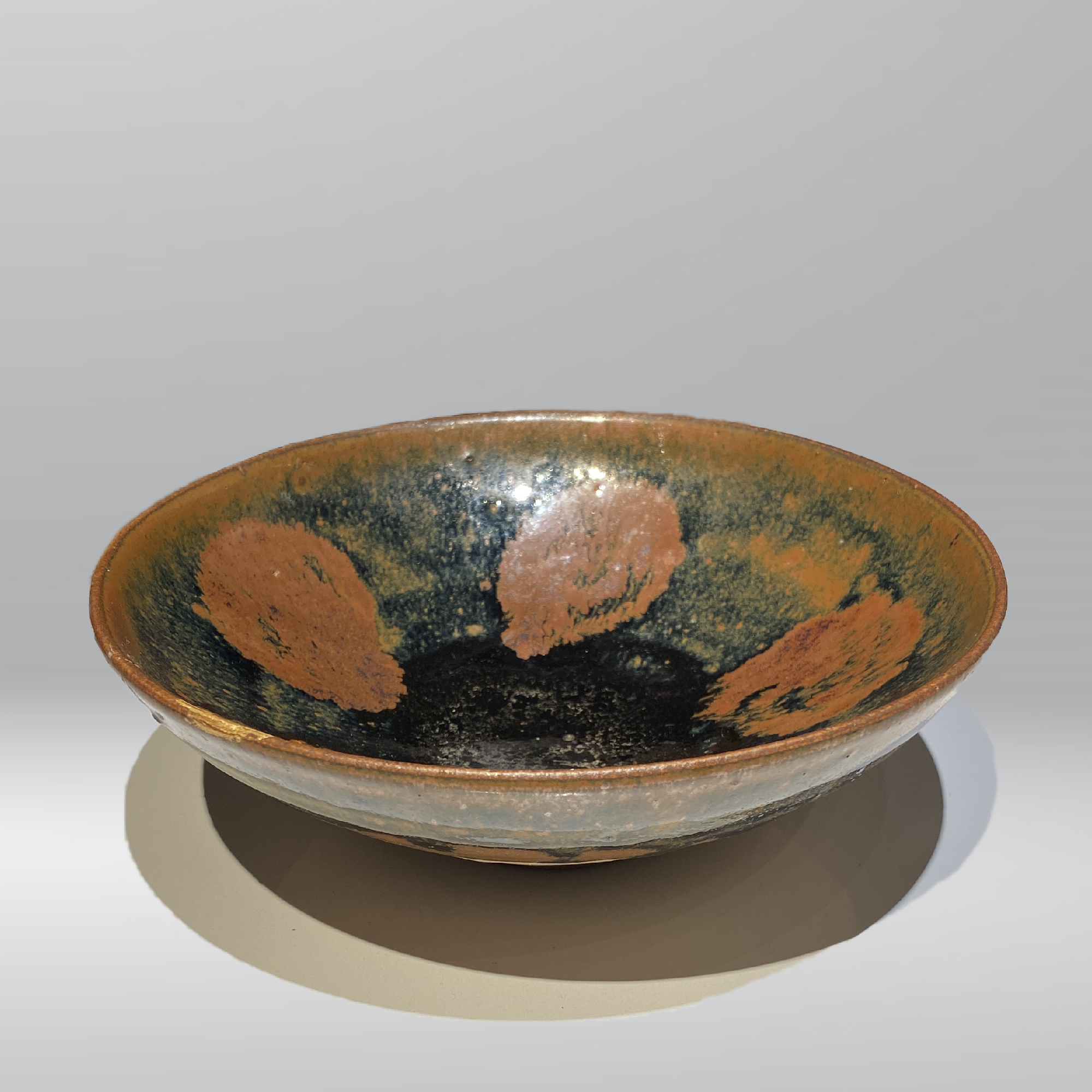 Bol en céramique de type Cizhou,  dynastie Song / Jin, 12e, 13e siècle.