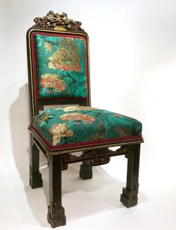 Mobilier de Salon Japonisant, France vers 1880