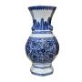 Chine, Vase mural en porcelaine, 18ème siècle.