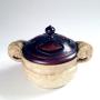 Chine, Brûle-parfum archaïsant en stéatite, Dynastie Ming