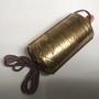 VENDO: SOLD nro en laque et métal signé Kajikawa, fin de l'époque Edo